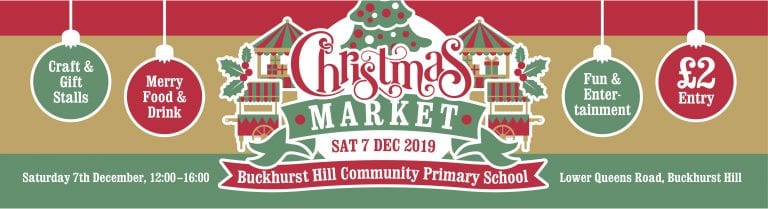 Christmas Bazaar (Buckhurst Hill School)