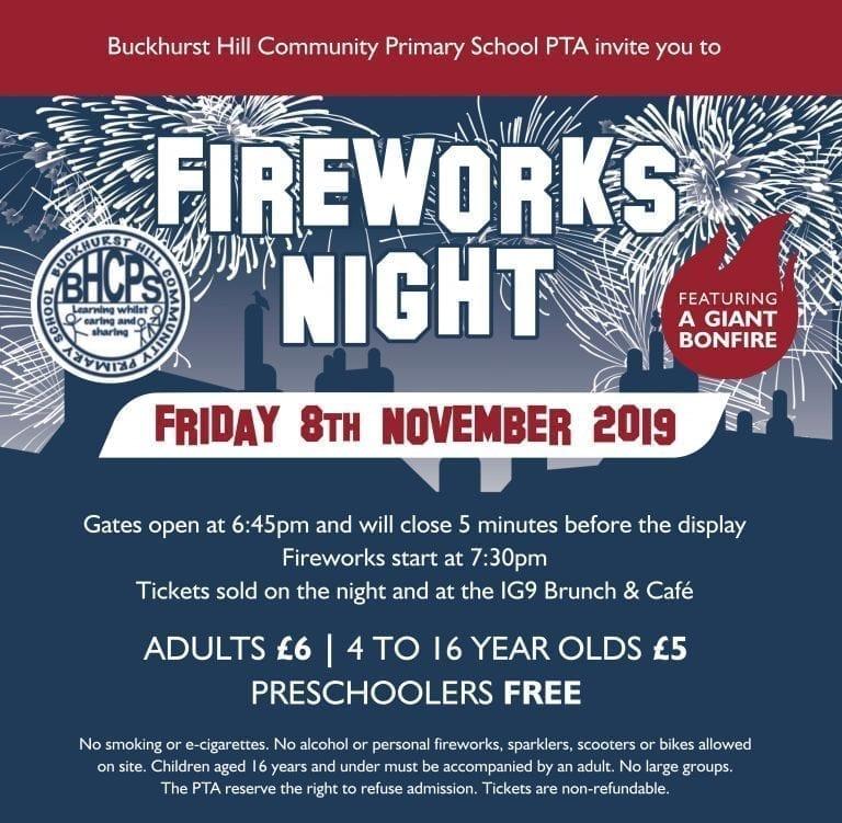 Event – Fireworks
