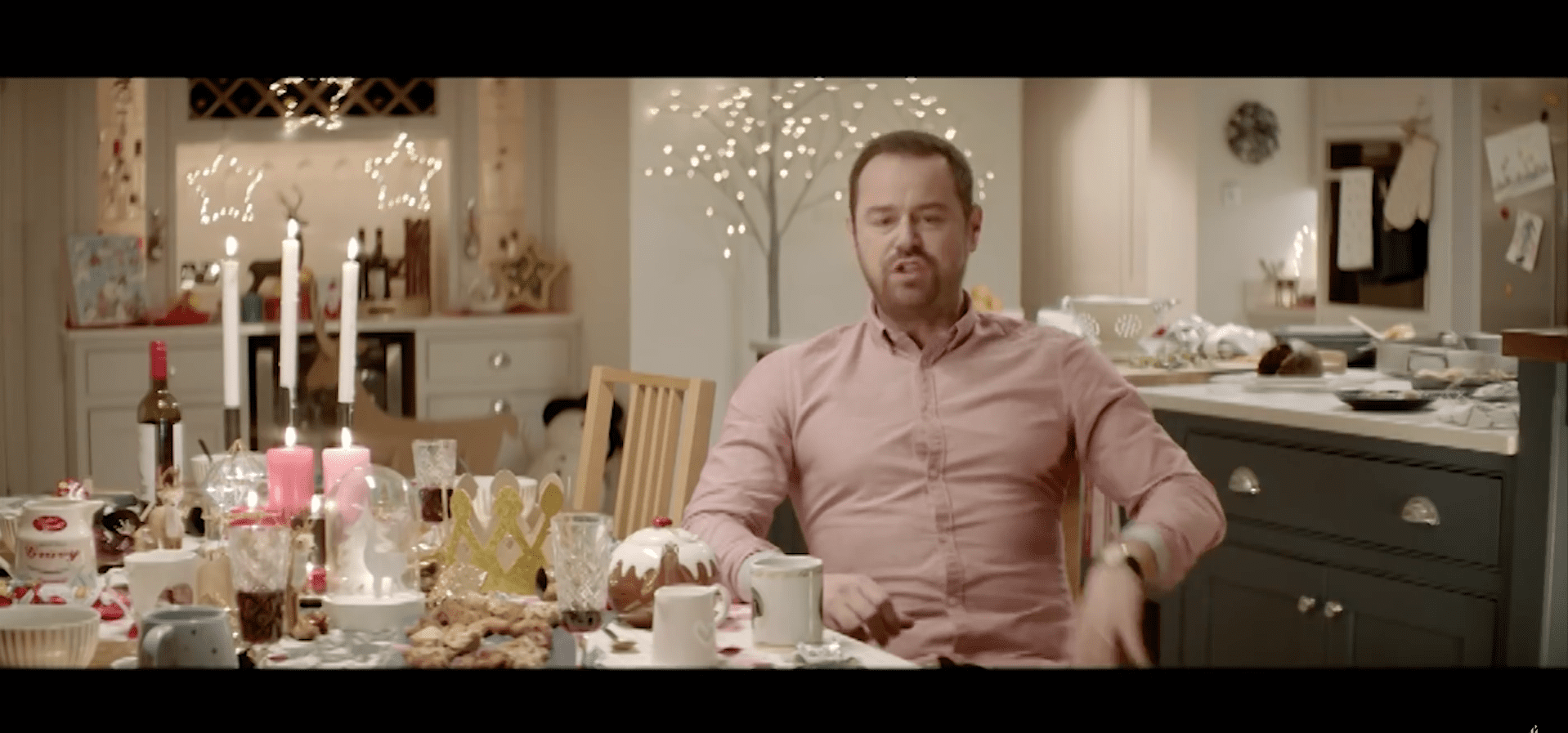 Danny Dyer – Christmas 2019 Speech at one of our projects: Roebuck