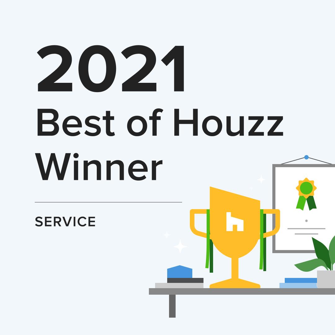 Best of Houzz 2021!