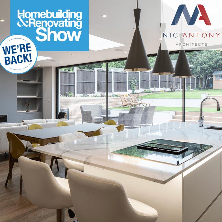 HomeBuilding and Renovating Show 2021